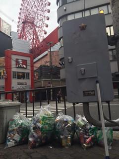 【第81回】大阪梅田 東通り商店街 清掃ボランティア活動報告