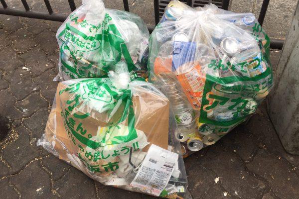 【156回】大阪梅田 東通り商店街の清掃ボランティア活動報告