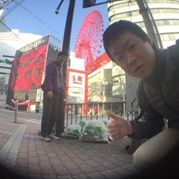 【167回】大阪梅田 東通り商店街の清掃ボランティア活動報告