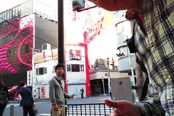 【203回】大阪梅田 東通り商店街の清掃ボランティア活動報告