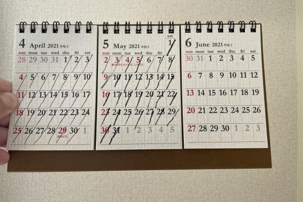 振り返り、していますか?その月の婚活を事実(数字)とそれについて記録しよう